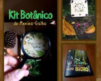 Kit Botânico (do Menino Galho)